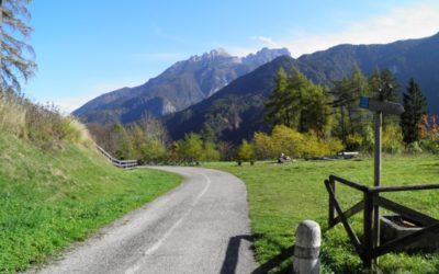 Ciclabile delle Dolomiti