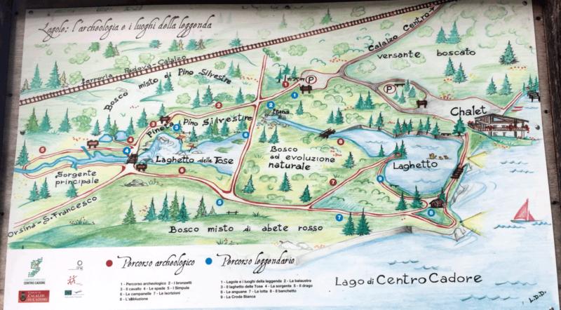 mappa Lagole